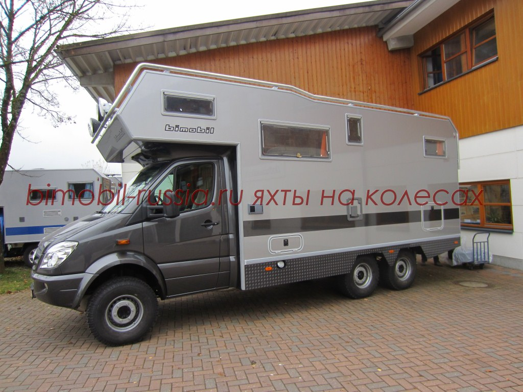 Mercedes Sprinter X Motorhome